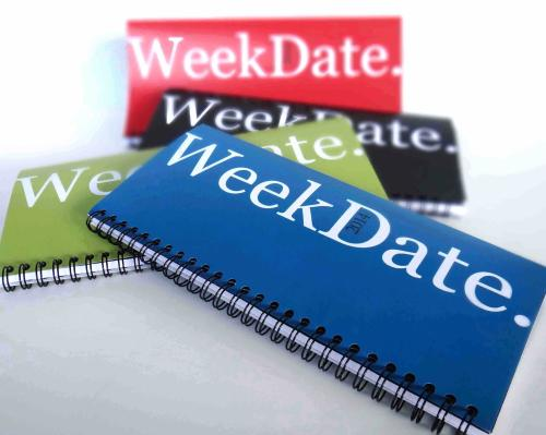 WeekDate - Best Paper Planner