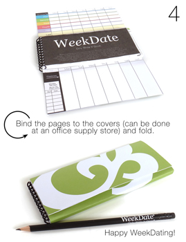WeekDate a planner like no other.